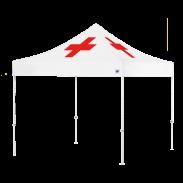 Rotes Kreuz | Eclipse ™ 3x3 Easy Up Zelt