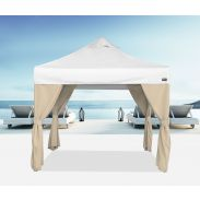Bungalow® Set of 4 x 3m Curtains