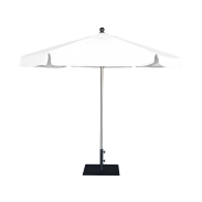 ProUmbrella™  - 2,7m Hexagonal mit Volant