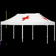 Rotes Kreuz | Eclipse ™ 3x6 Easy Up Zelt