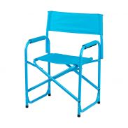 Directors Chair Standard - Cyan