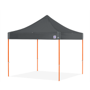 Eclipse™ 3x3 easy up tent - Steel Orange/Steel Gray