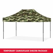 Eclipse™ camouflage zelt 3 x 4,5 m