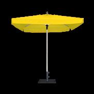 ProUmbrella™  - 2,1m Quadratisch mit Volant